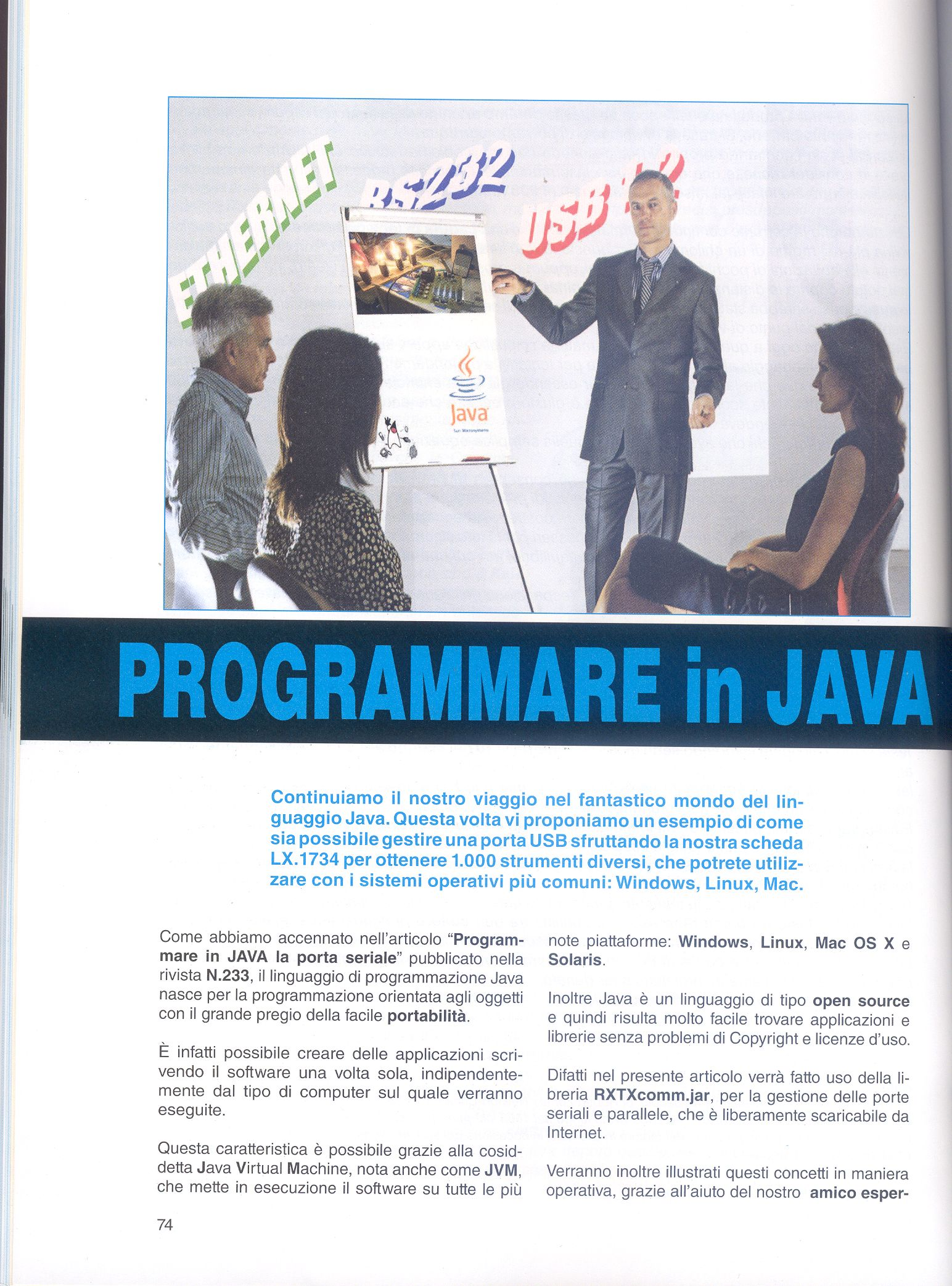 Java pdf in programmare
